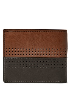 4b1d78e72455 30% OFF Fossil Fossil Cody Rfid Coin Pocket Bifold-L ML3939200 HK  700.00  NOW HK  490.00 Sizes One Size