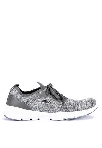 FILA grey Xlite Speed Running Shoes 23078SH94D4AEFGS_1