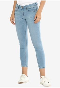 3457b308 Lee blue Women's Denim Pants Edeline 9936AAA8C0BAEDGS_1