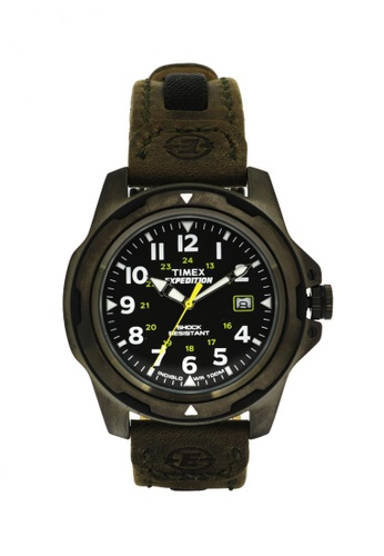 TIMEX green Expedition Watch for Men TI205AC36AVVPH_1