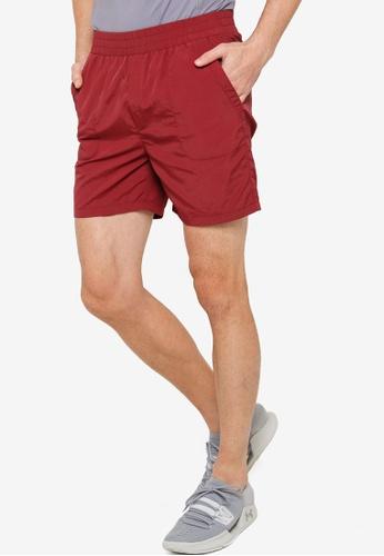 ZALORA ACTIVE red Basketball Shorts 74506AAD68EF27GS_1