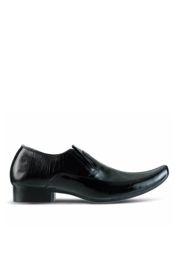 Sogno black Men Formal Shoes GF.7831 777B4SHDDF23CFGS_1