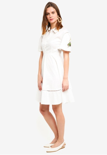 0ffb92e1c8 Shop Haute Kelly Seo-Yun Dress Online on ZALORA Philippines