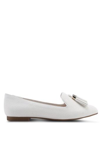 ALDO 白色 Virwen 樂福鞋 5B4D9SH14F4E26GS_1