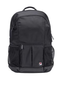 cf084506a4 Fila black Red Line Backpack 4B306AC2A1F208GS_1