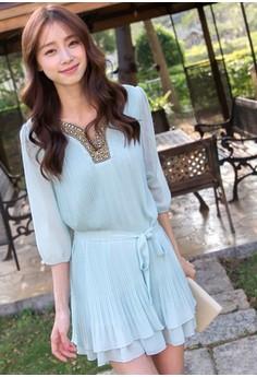[IMPORTED] Elegant Princess Dress - Blue