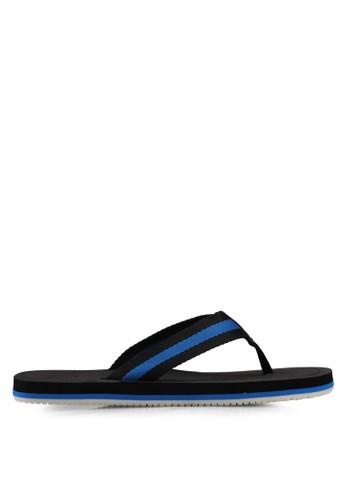 ALDO black Gwirawen Flip-Flops AA6CDSH8D06EDBGS_1