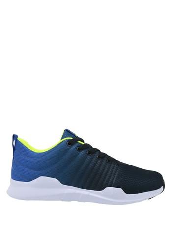 Precise blue Precise Davis M Sepatu Pria - Black/R.Blue 1C11ESH7ABC1FAGS_1