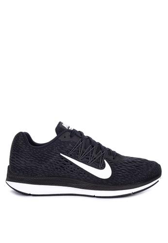 Nike black Nike Air Zoom Winflo 5 Shoes B2808SH63646CEGS_1