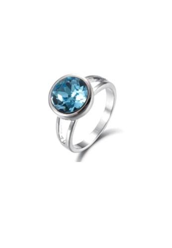 ADORA Swarovski Blue Ring AD365AC67TZSHK_1