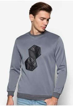 XM-3D Cube Neoprene Pullover