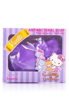 Izumi Violet Soap 80g