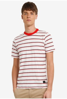 Stripple Stripe T卹
