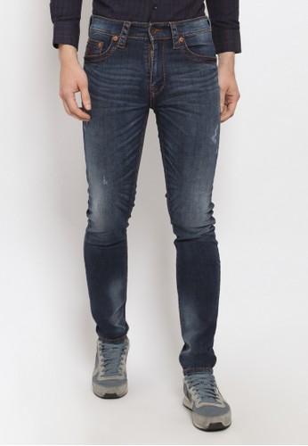 ENERGIE blue Slim Fit Jeans 45098AA6D49E4FGS_1