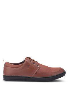 Rocklander brown Smart Casual Shoes RO978SH0S877MY_1