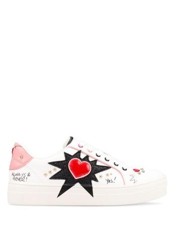 228e6ef4d3ca ALDO white Miralisa Sneakers 869DDSH3337AE5GS 1