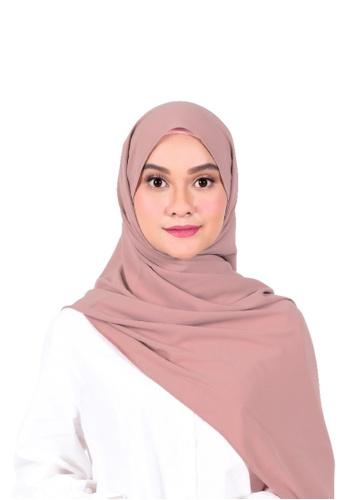 Ava Moony pink Elena Scarf BB17BAA503AFCFGS_1