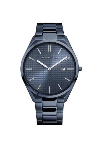 Bering blue Bering Ultra Slim  Blue Men's Watch (17240-797) 5AC7FACDA5B71BGS_1