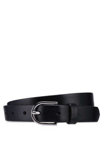 Banana Republic black New Trouser Belt DE646ACF7B965BGS_1