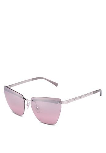 Versace silver Versace VE2190 Sunglasses A767EGLD7D8F23GS_1