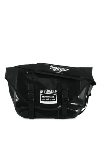 Hypergear 雙扣帶翻蓋斜背esprit 澳門包, 包, 飾品配件