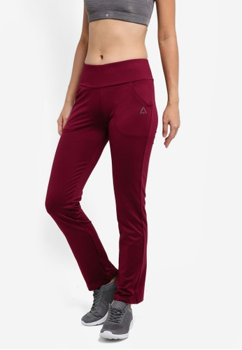 AVIVA red Long Pants 6C375AAC9676BBGS_1