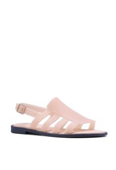 702b067bd1db6 55% OFF Melissa Melissa Boemia Ad Sandals S  130.00 NOW S  58.90 Sizes 7