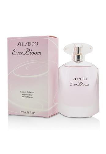 Shiseido SHISEIDO - Ever Bloom Eau De Toilette Spray 50ml/1.6oz 22F4FBE78EAA74GS_1