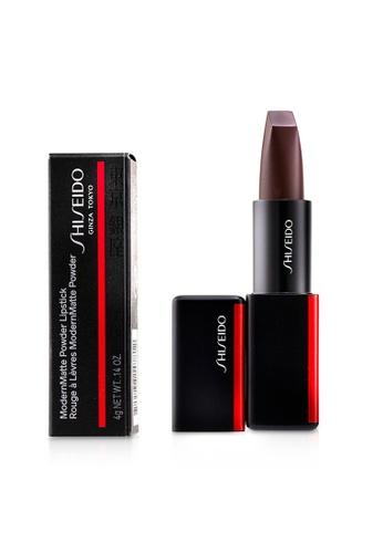 Shiseido SHISEIDO - ModernMatte Powder Lipstick - # 524 Dark Fantasy (Bordeaux) 4g/0.14oz BA4A6BEC20F664GS_1