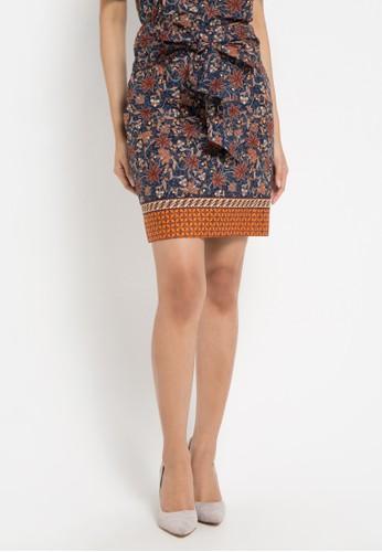 Batik Solo multi Regular Print Skirt BA657AA0UYWXID 1 65b5560b2b