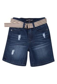Short Pants Denim
