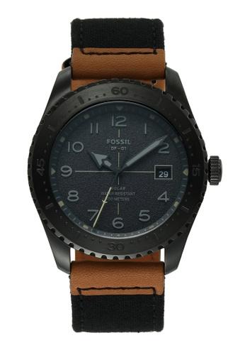 Fossil multi DF - 01 Watch LE1137 04BEBAC614BE08GS_1