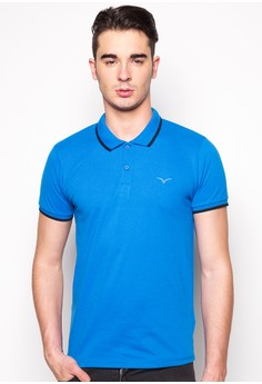Slim Fit Polo Tee
