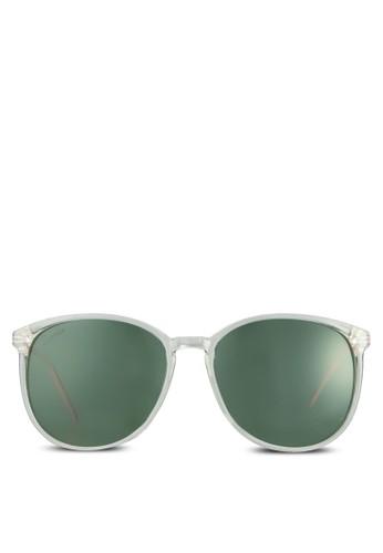 Mollie 大框太陽眼鏡,esprit 尖沙咀 飾品配件, 方框