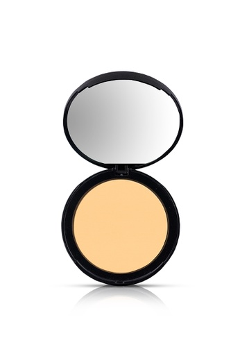 KLARA COSMETICS beige Pressed Powder #2 - Light 1ECE5BEBE18D96GS_1
