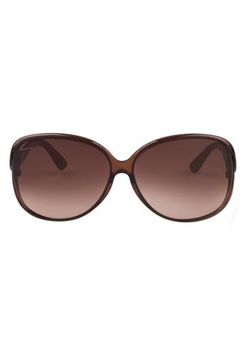 Gucci brown GUCCI Women Sunglasses 3792/FS MKWJ6 GU112AC70OUZMY_1