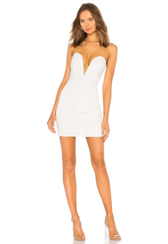 37ec3624eda4 Buy by the way Kylee Strapless Dress(Revolve) Online on ZALORA Singapore