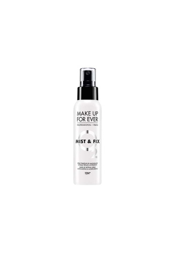MAKE UP FOR EVER white MIST & FIX MAKE-UP SETTING SPRAY 100 ML BFD57BE6CC66DBGS_1
