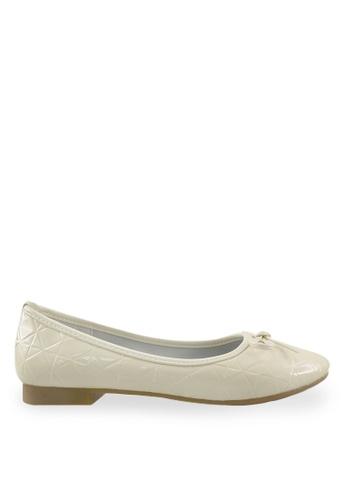 Footspot beige FOOTSPOT - Casual Shoes FO296SH03ZTGHK_1