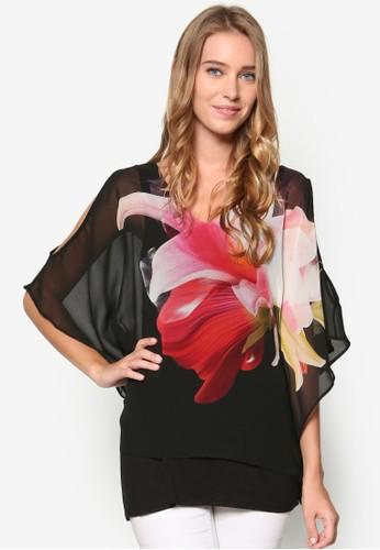 花卉外層上衣esprit 評價, 服飾, 上衣