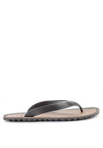 Watchout! Shoes brown Sandals Thong 12957SHDC76E90GS_1
