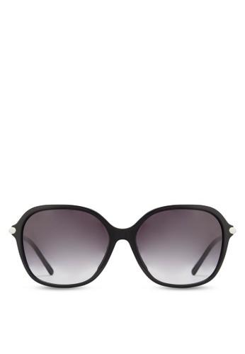 經典方框太陽眼鏡、 飾品配件、 飾品配件Burberry經典方框太陽眼鏡最新折價