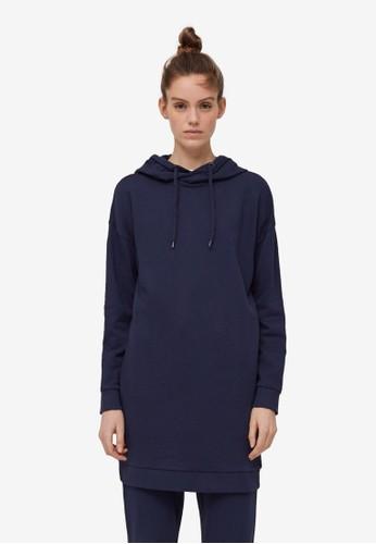 OVS navy Long Sweatshirt A50FFAAD62171BGS_1