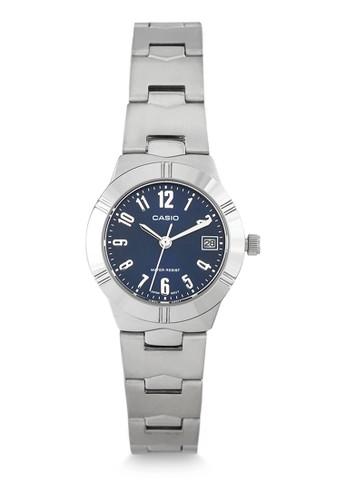 CASIO blue Women Analog Watches Ltp-1241D-2A2Df 2BF9AACD11D308GS_1