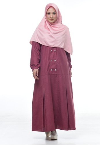 RABBANI purple Dress Muslim Kenina 1DC86AA7142795GS_1