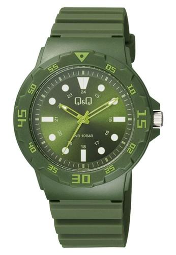 Q&Q green Q&Q WATCH BY CITIZEN FOR Men VR18J009Y 5309EACE00F863GS_1