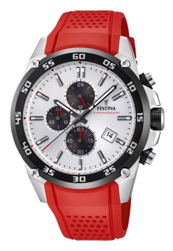 Festina red Casual Men's Watches FES F20330/1 71352AC57B422EGS_1