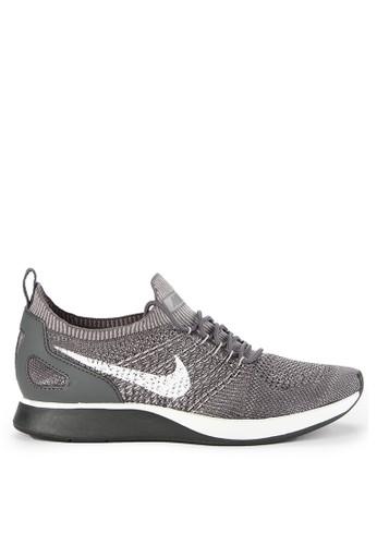 Nike grey Men's Nike Air Zoom Mariah Flyknit Racer Shoes F68A1SHA209D94GS_1