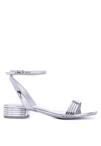 ALDO silver Izzie Sandals D2D30SH551B5E6GS_1