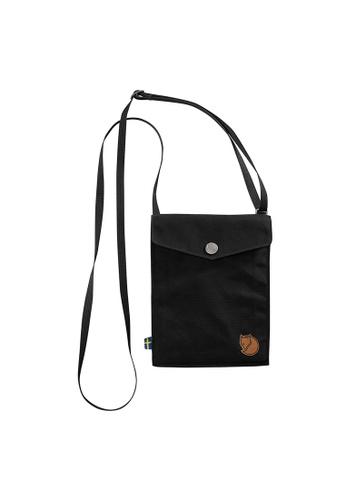 Fjallraven black Fjällräven Pocket Black EDD9FAC2E6D096GS_1